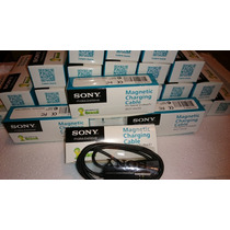 Cable Cargador Magnetico Xperia Z1,z2,z3,compacts & Ultra