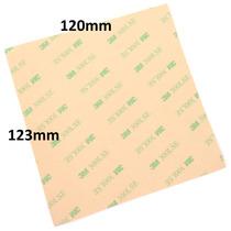 10 Hojas Adhesivas 3m Doble Cara 120mm X 123mm Cinta 300lse!