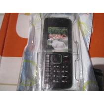 Protector De Plastico Cristal Transparente Para Nokia 5220c