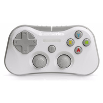Control Steelseries Inalámbrico Iphone Ipad Ipod - Blanco