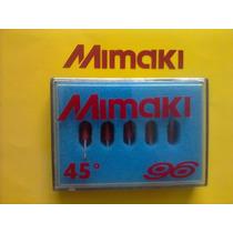 Navajas Plotter Mimaki De Stickers Gb