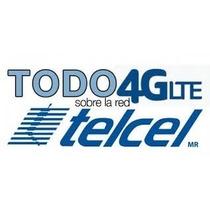 Chip Telcel 4g Lte Portabilidad Mayoreo 9 Pesos