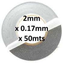 Cinta Doble Cara 3m 9448ab Ancho 2mm X 55mts Espesor .15mm