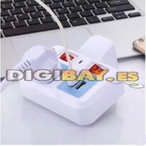 Adaptador Convertidores De Energía Con Usb