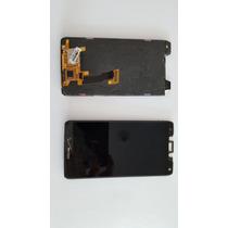 Pantalla Con Touch Xt890 Motorola Razr I Original Con Marco