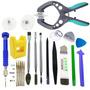 Kit De Herramientas Para Reparación De Celulares 20 Piezas