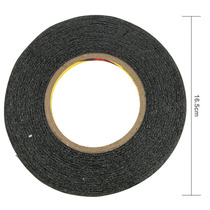 Cinta Doble Cara Marca 3m Rollo De 50m De Largo, 2mm Ancho