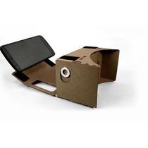 Google Cardboard - Incluye Imanes Y Envío Gratis