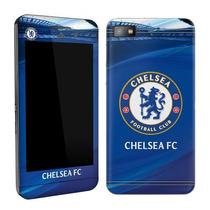 Chelsea Blackberry - Fc Z10 Piel Football Club Genuino