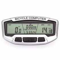 Computadora Odometro Digital Para Bicicleta Sd-558 A