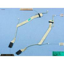 Bus De Video Lcd Cable Hp Compaq Cq60 15.6 Conector De Camar