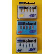 Navajas 5 Pzs Plotter Roland Y Similares Oferta $450.00