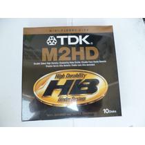 Floppy Disk Diskette 5 1/4 Doble Cara Hd Nuevos