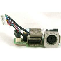 Tarjeta Usb S-video Para Laptop Compaq Armada M700 Ipp3