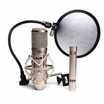 Microfono: Cad Gxl3000sp Studio Pack Con 1 Gxl3000 Multi-pat
