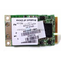 Tarjeta Wireless Para Compaq Presario F500 Ipp3