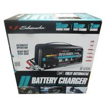 Cargador/arrancador De Baterias Schumacher,autos,50amp,2 Año