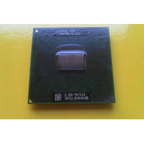 Procesador Laptop Intel Celeron Lf80537 550 64 Bits 2.0 Ghz