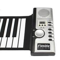 Teclado Midi Flexible Piano De 61 Teclas Envío Gratis