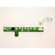 Tarjeta Switch Botón Encendido Lg R400 R450