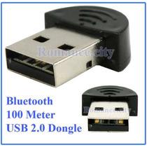 Bluetooth Usb Mini Dongle 2.0 Excelente Alcance,super Precio