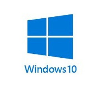 Etiqueta Sticker Calcomania Windows 10