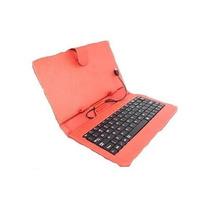 Funda Con Teclado Para Tablet 7° C/diseño Oferta