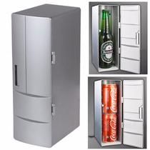 Mini Frigobar Nevera Usb Enfriador Refrigerador Envio Gratis