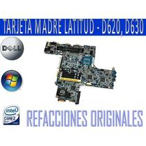 Dell Tarjeta Madre De Laptop D620 Y D630 Refacciones Usadas