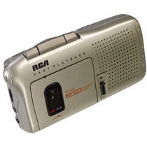 Grabadora Rca Rp3538r Micro-cassette Grabadora De Voz