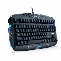 Teclado S-blue Mazer Especial-ops Gaming Mecánica (ekm086bku