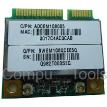 Tarjeta Wireless Hp Pavilion Ms200 N/p 9wem108qce05q