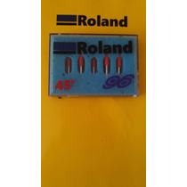 Navaja Para Plotter Roland , Seiki Y Compatibles $130.00