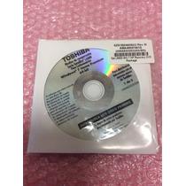 Discos Dvd De Restauración Toshiba Satellite L505d