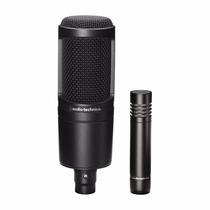 Microfono: Audio-technica At2041sp Pack De Micrófonos De Est
