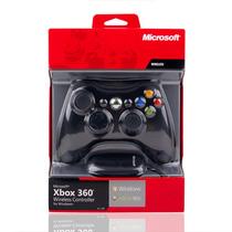 Control Inalambrico Xbox 360 Pc Receptor Original Computlan