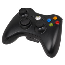 Control Original Inalambrico Negro Para Xbox 360 Microsoft