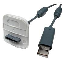 Cable Carga Y Juega Play Charge Xbox 360 Computlan