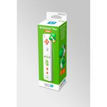 ..:: Wii Remote Plus Edi. Yoshi ::.. Para Nintendo Wiiu