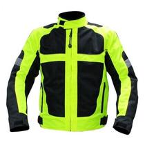 Chamarra Para Motociclista, Tipo Bmw, Turismo, Reflejante