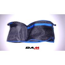 Portagoggles Azul Accesorio Para Rzr Cuatrimoto Proteccion