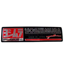 Stickers Calcas Emblema Yoshimura Exhaust /salvaje Racing