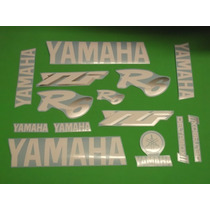 Kit De Stickers Calcomanias Para Moto Yamaha Yzf R6