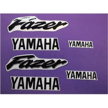 Kit Stickers Calcomanias Moto Yamaha Fazer