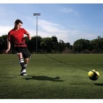 Entrenador De Balón,sklz, Futbol,estacas,conos, Balon Futbol