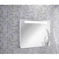 Espejos Decorativos Iluminación Led 50x70cm Barra Horizontal