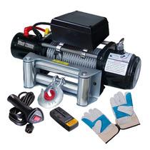 Winch Electrico De 12 Voltios 12000 Libras De Fuerza