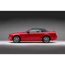Capota Techo / Medallon Cristal Ford Mustang 2005 - 2013