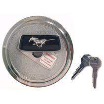 Tapon De Gasolina Con Llave Para Ford Mustang 1965 - 1970