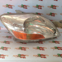Item 617-14 Faro Derecho Toyota Yaris 07-11 4 Ptas Original